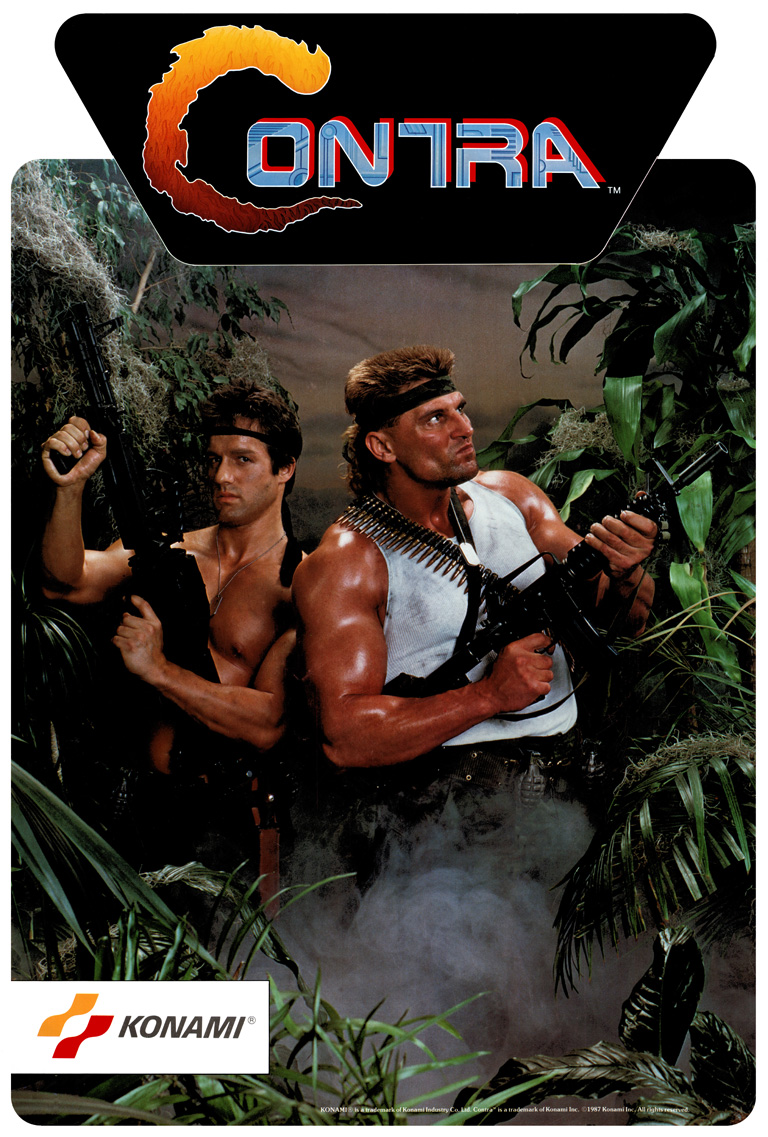 New Contra Sideart Set