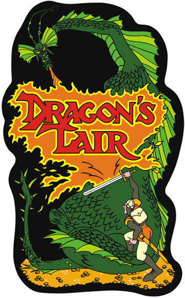 New Dragon's Lair Sideart Set
