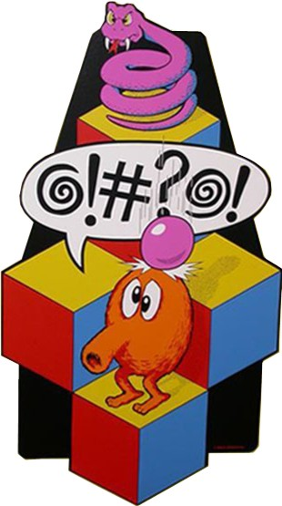 NEW QBERT SIDEART SET
